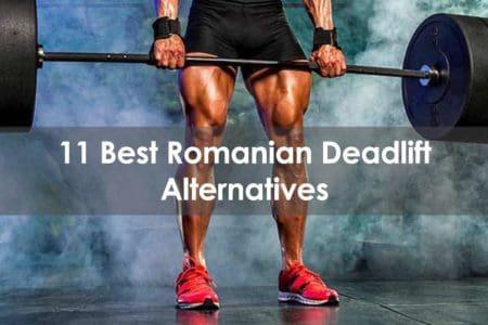 romanian deadlift alternative