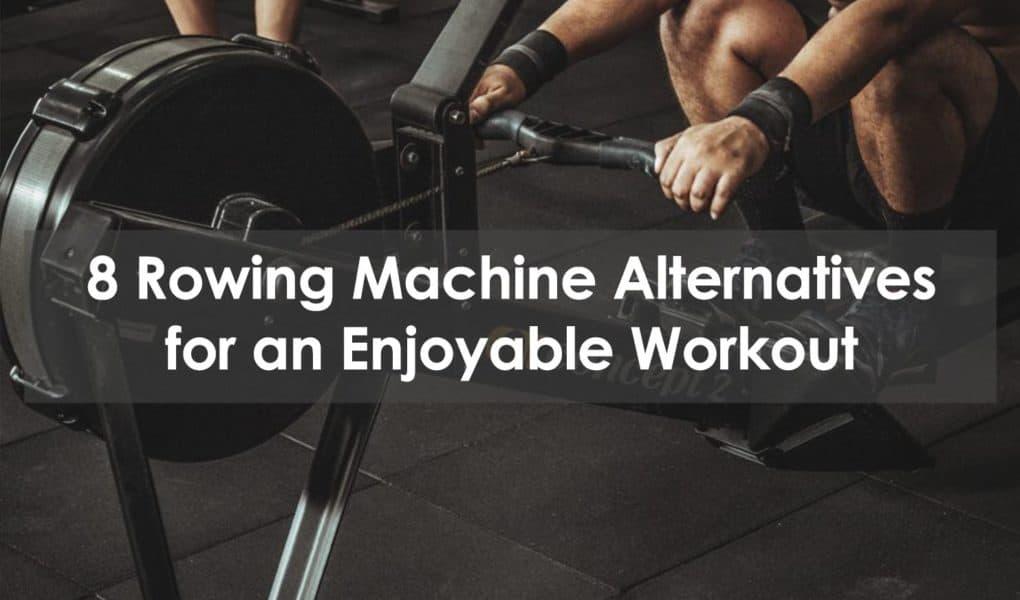 rowing machine alternative