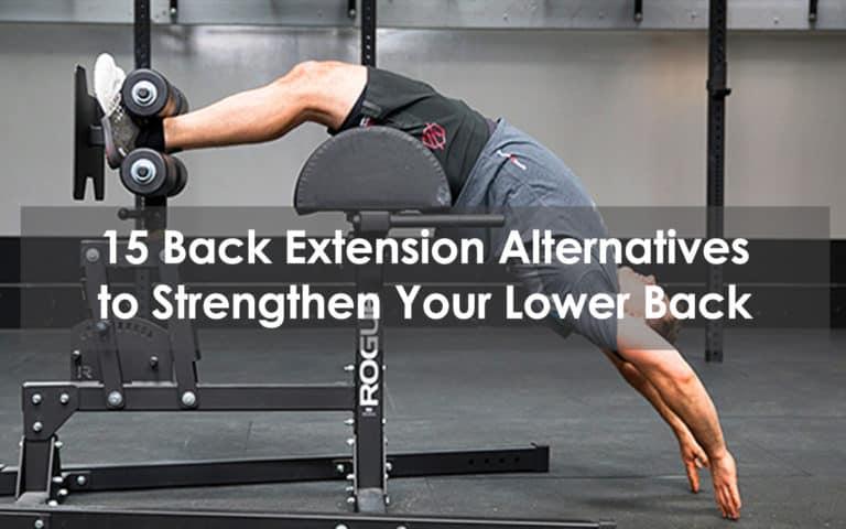 back extension alternative