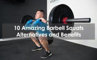 barbell squats alternative