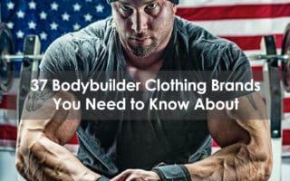 bodybuilder clothing brands