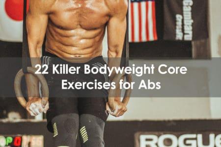 bodyweight core exercises