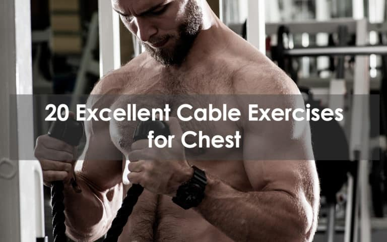 cable exercises for chest