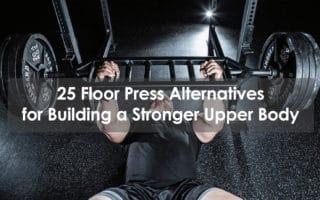 floor press alternative