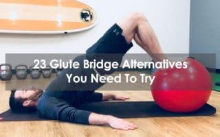 glute bridge alternative
