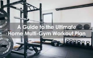 home multi-gym workout plan