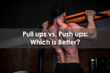 pull ups vs push ups