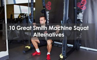 smith machine squat alternative