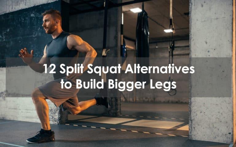 split squat alternative