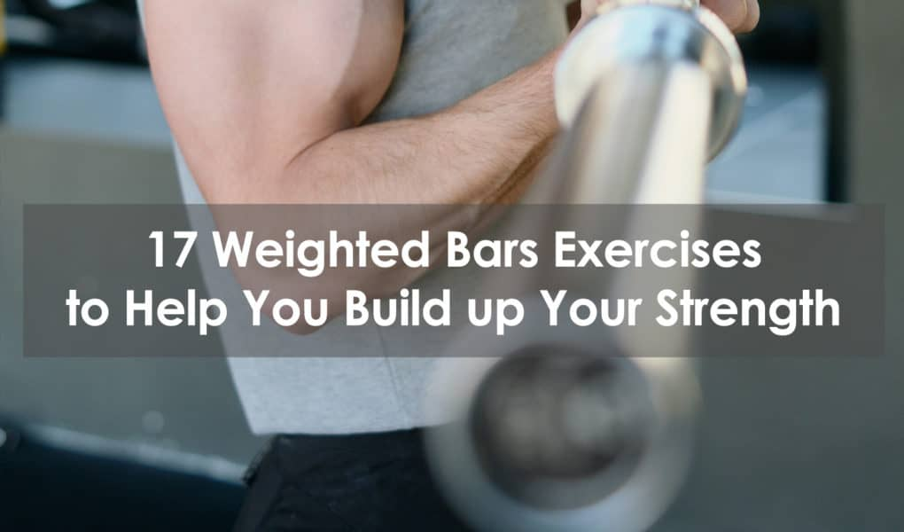 weighted bars exercises
