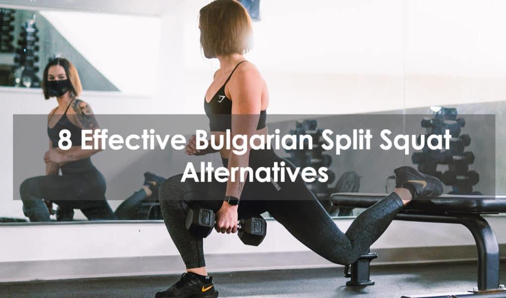 bulgarian split squat alternative