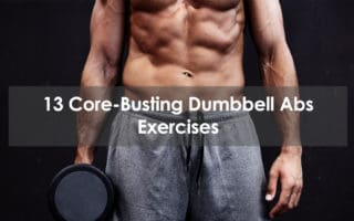 dumbbell abs exercises