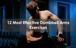 dumbbell arms exercises