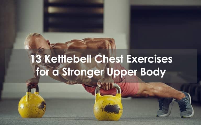 kettlebell chest exercises