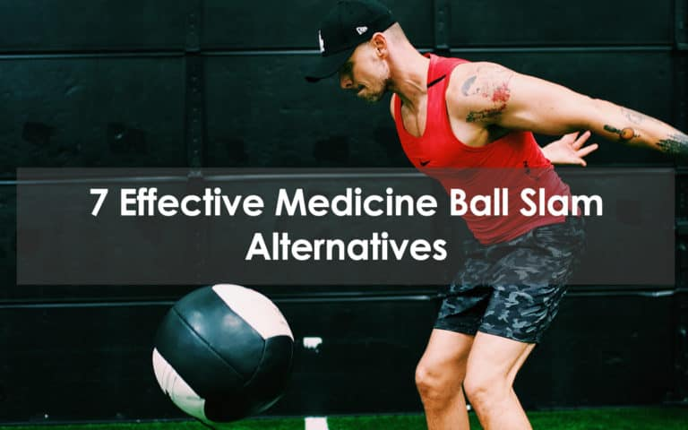 medicine ball slam alternative