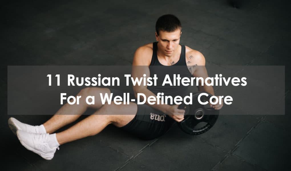 russian twist alternative