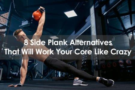 side plank alternative