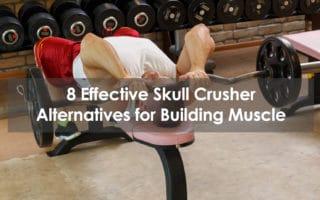 skull crusher alternative