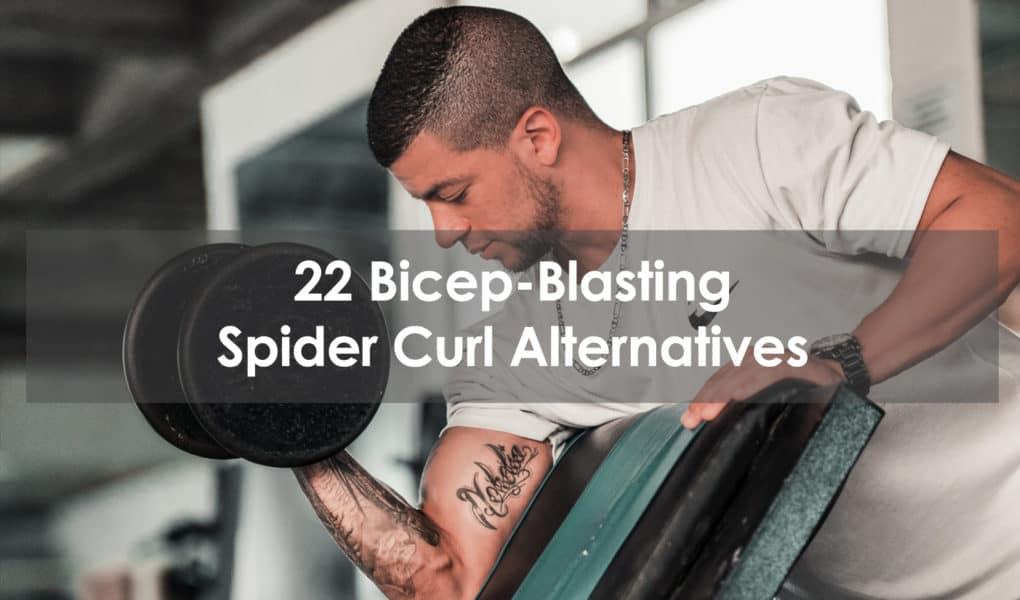 spider curl alternative