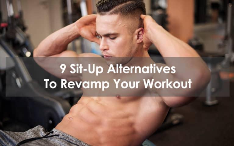 sit-up alternative