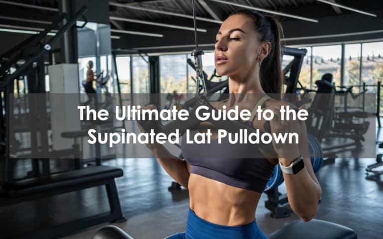 supinated lat pulldown